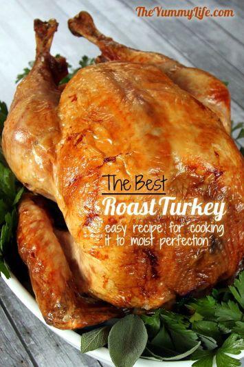 The Best Roast Turkey